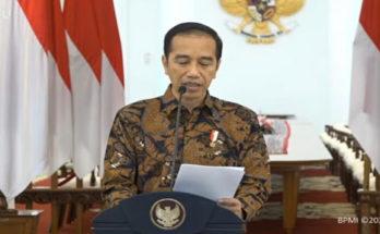Jokowi Terbitkan Perpres Ubah Postur APBN 2020