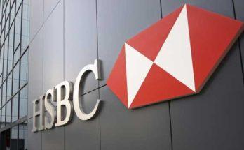 Laba HSBC Rontok 48 Persen
