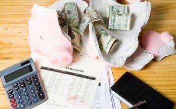 kesalahan dalam mengatur keuangan