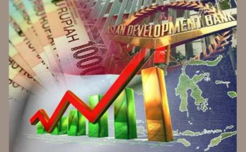 pertumbuhan ekonomi nasional rendah