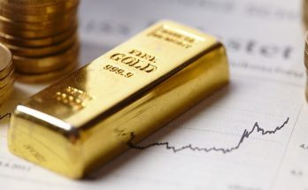 Harga Emas Turun Tipis di Awal Pekan Berikut Ini Rinciannya 348x215 - Harga Emas Turun Tipis di Awal Pekan, Berikut Ini Rinciannya