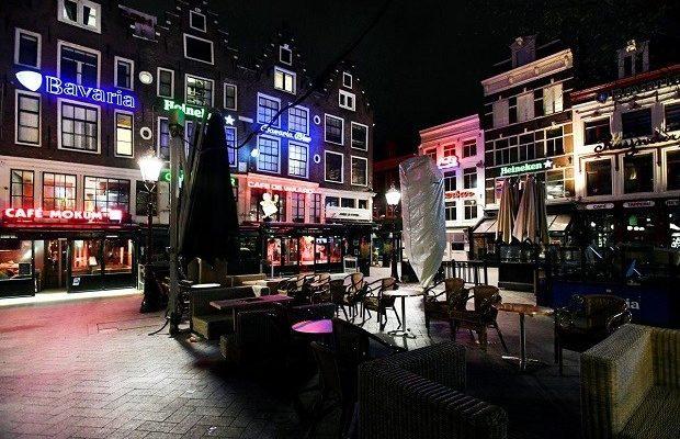 Belanda Tutup Seluruh Kedai Kopi, Pecandu Kembali Nikmati Ganja di Rumah