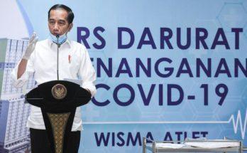 Jokowi Bansos Jabodetabek Agar Warga Tak Mudik