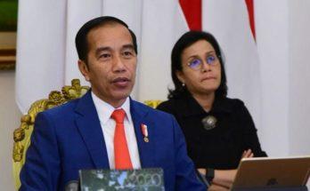 Jokowi Minta Sri Mulyani Kaji Ulang