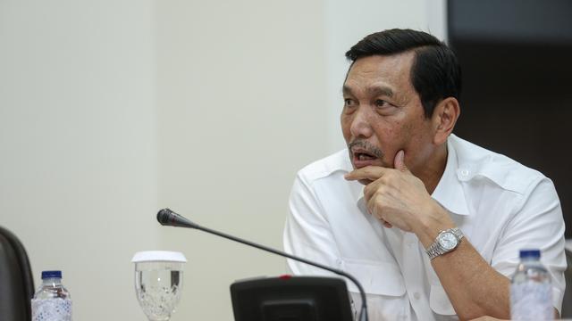 Menko Luhut Sebut Covid-19 Bisa Picu Deglobalisasi, Indonesia Lebih Mandiri