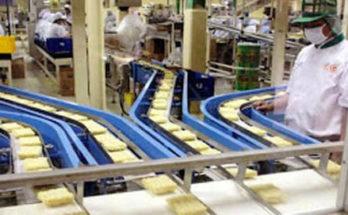 Pabrik Indomie di Ethiopia