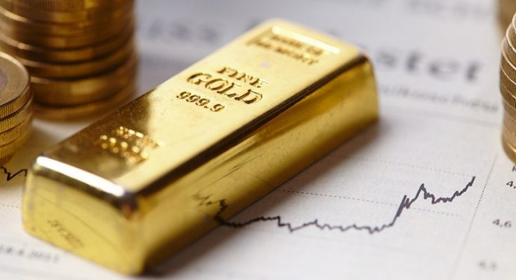 Harga Emas Turun Tipis di Awal Pekan Berikut Ini Rinciannya 735x400 - Harga Emas Turun Tipis di Awal Pekan, Berikut Ini Rinciannya